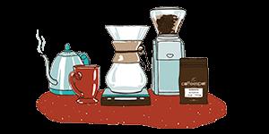 Jak skladovat kávu?