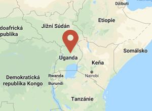 Zrnková káva Uganda
