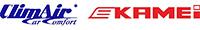 Logo ClimAir + Kamei