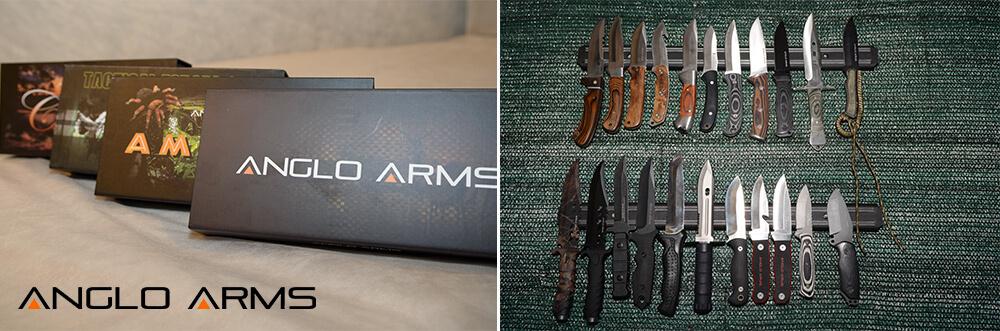 Lovecké potřeby Anglo Arms